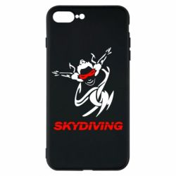Чехол для iPhone 8 Plus Skidiving - FatLine