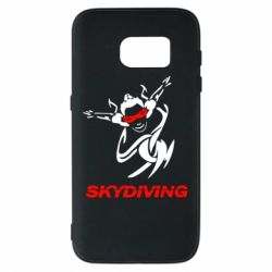 Чехол для Samsung S7 Skidiving - FatLine