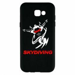 Чехол для Samsung A7 2017 Skidiving - FatLine