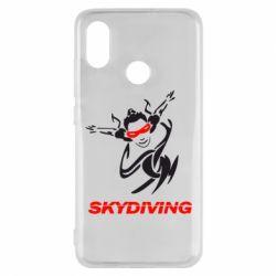 Чехол для Xiaomi Mi8 Skidiving - FatLine