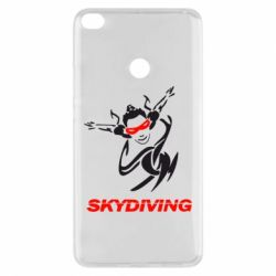Чехол для Xiaomi Mi Max 2 Skidiving - FatLine