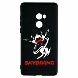 Чехол для Xiaomi Mi Mix 2 Skidiving - FatLine