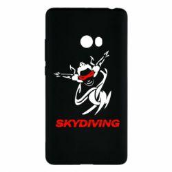 Чехол для Xiaomi Mi Note 2 Skidiving - FatLine
