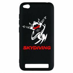 Чехол для Xiaomi Redmi 5a Skidiving - FatLine