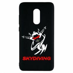 Чехол для Xiaomi Redmi Note 4 Skidiving - FatLine