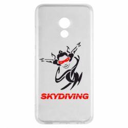 Чехол для Meizu Pro 6 Skidiving - FatLine