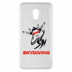 Чехол для Meizu Pro 6 Plus Skidiving - FatLine