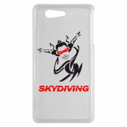 Чехол для Sony Xperia Z3 mini Skidiving - FatLine