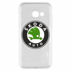 Чохол для Samsung A3 2017 Skoda Auto
