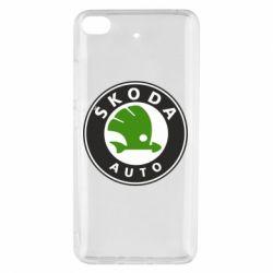 Чехол для Xiaomi Mi 5s Skoda Auto