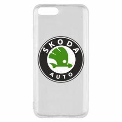 Чехол для Xiaomi Mi6 Skoda Auto