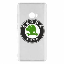 Чохол для Xiaomi Mi Note 2 Skoda Auto - FatLine