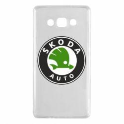 Чохол для Samsung A7 2015 Skoda Auto