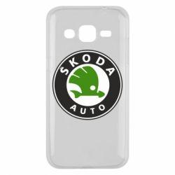Чохол для Samsung J2 2015 Skoda Auto