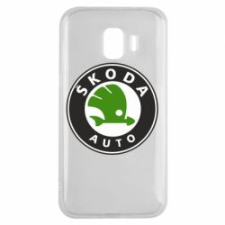 Чохол для Samsung J2 2018 Skoda Auto