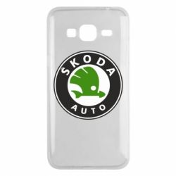 Чохол для Samsung J3 2016 Skoda Auto