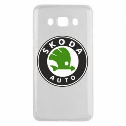 Чохол для Samsung J5 2016 Skoda Auto