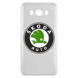 Чохол для Samsung J7 2016 Skoda Auto