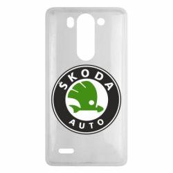 Чохол для LG G3 Mini/G3s Skoda Auto - FatLine