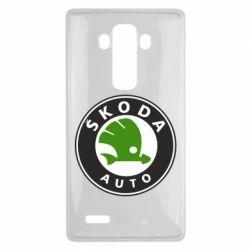Чохол для LG G4 Skoda Auto - FatLine