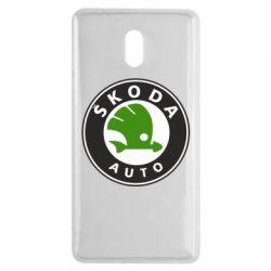 Чохол для Nokia 3 Skoda Auto - FatLine