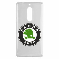 Чохол для Nokia 5 Skoda Auto - FatLine