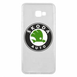 Чохол для Samsung J4 Plus 2018 Skoda Auto
