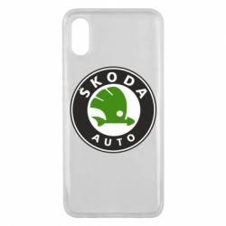 Чехол для Xiaomi Mi8 Pro Skoda Auto
