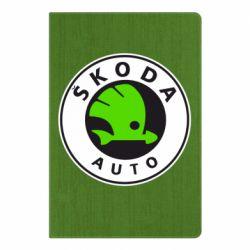 Блокнот А5 Skoda Auto