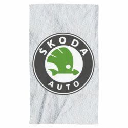 Рушник Skoda Auto