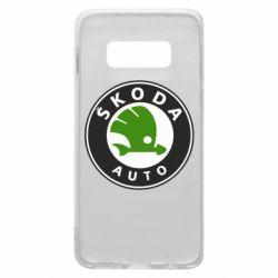 Чохол для Samsung S10e Skoda Auto