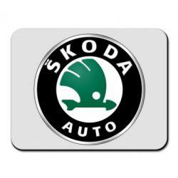 Коврик для мыши Skoda Auto - FatLine