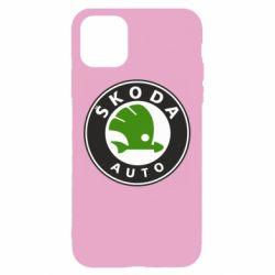 Чохол для iPhone 11 Skoda Auto