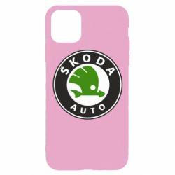 Чохол для iPhone 11 Pro Skoda Auto