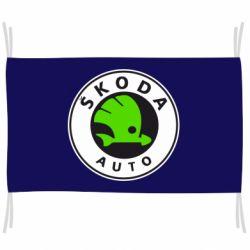 Прапор Skoda Auto