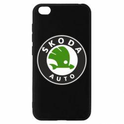 Чохол для Xiaomi Redmi Go Skoda Auto