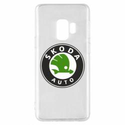 Чохол для Samsung S9 Skoda Auto