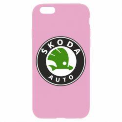 Чохол для iPhone 6/6S Skoda Auto