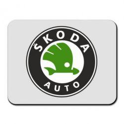 Коврик для мыши Skoda Auto