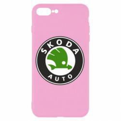 Чохол для iPhone 7 Plus Skoda Auto