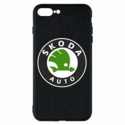 Чохол для iPhone 8 Plus Skoda Auto