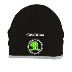 Шапка Skoda Bird - FatLine