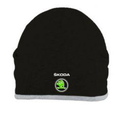 Шапка Skoda Bird