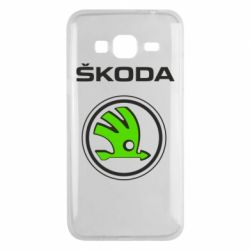 Чехол для Samsung J3 2016 Skoda Bird