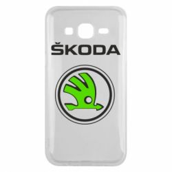 Чехол для Samsung J5 2015 Skoda Bird