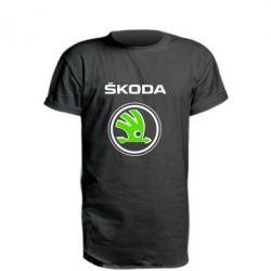 Детская футболка Skoda Bird