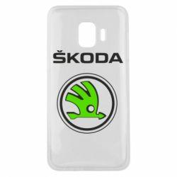 Чехол для Samsung J2 Core Skoda Bird