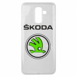 Чехол для Samsung J8 2018 Skoda Bird