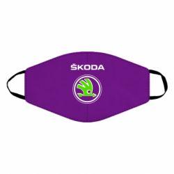Маска для лица Skoda Bird