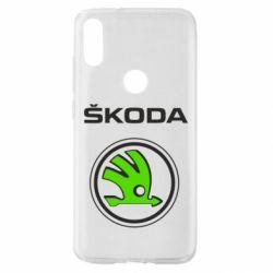 Чохол для Xiaomi Mi Play Skoda Bird